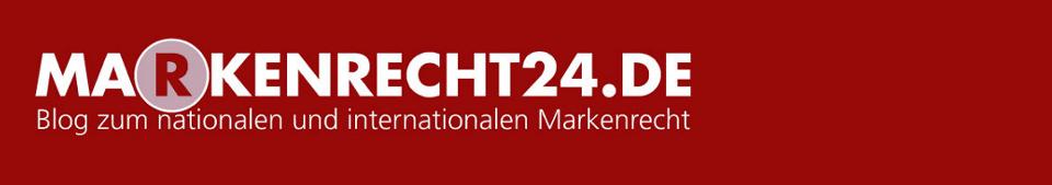 """MARKENRECHT24.DE bietet Beiträge zum Thema """"Marke & Markenrecht"""" und vieles mehr …"""