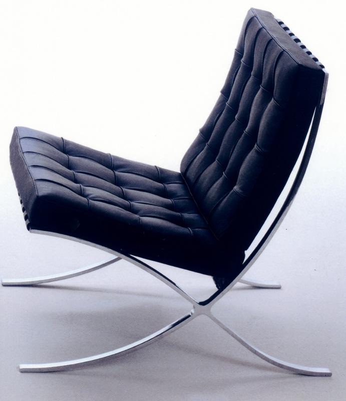 das aus f r den barcelona sessel. Black Bedroom Furniture Sets. Home Design Ideas