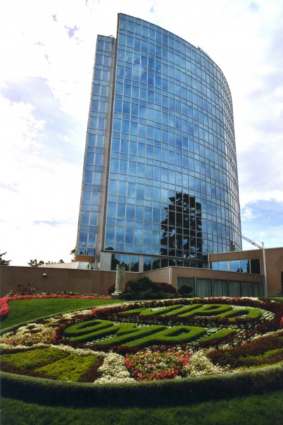 World Intellectuel Property Organization (WIPO)
