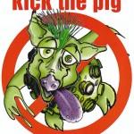 kick the pig