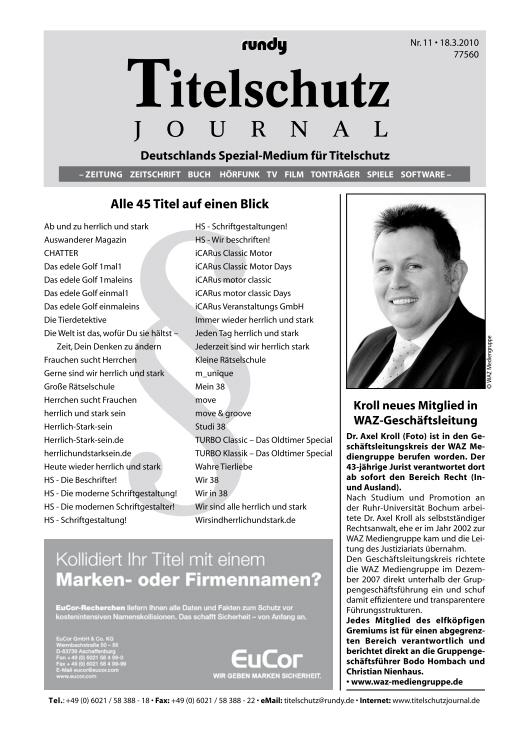 rundy Titelschutz JOURNAL Nr. 10/2010.jpg