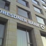 Dresdner Bank in Dresden