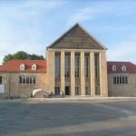 Festspielhaus Hellerau Außenansicht