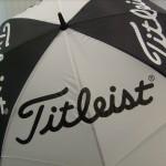 Titleist Regenschirm
