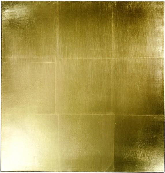 Goldfarbene Struktur