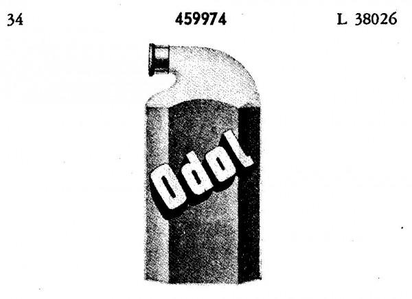 Odol-Flasche