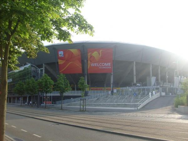 Rudolf-Harbig-Stadion/Glücksgas-Stadion