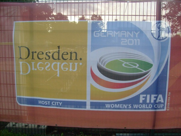 GERMANY 2011 - FIFA WOMEN'S WORLD CUP