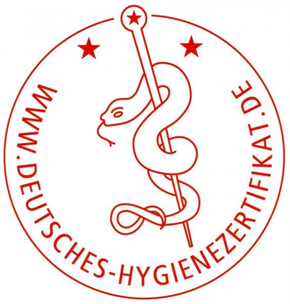 Deutsches Hygienezertifikat