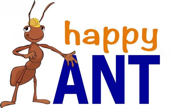 happy ANT
