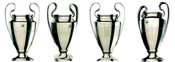 UEFA Champions League-Pokal