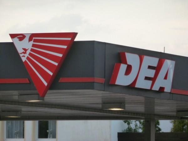 DEA Tankstelle Haltern am See