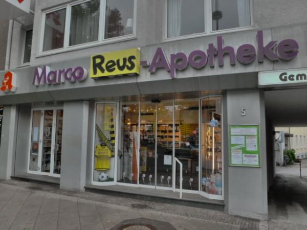 Marco Reus Apotheke