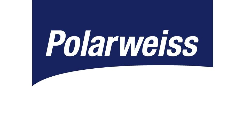 Polarblauweiss